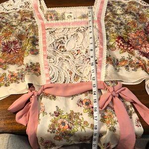 Anthropologie Tops - NWOT   Kimono blouse   Anthropologie   Large